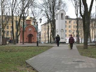 В Смоленске готовятся к реставрации Сквера памяти воинам, погибшим в вооруженных конфликтах