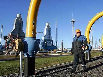 Российский газ подешевеет для Белоруссии вдвое