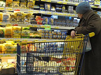 Инфляция в России оказалась более высокой для бедных