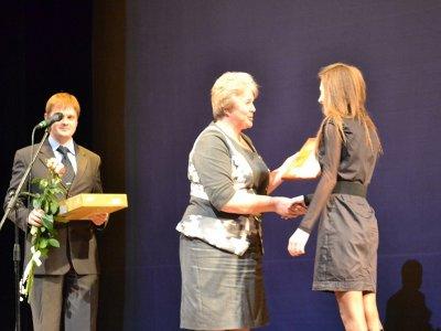 В Смоленске наградили победителей областного конкурса «Студент года»