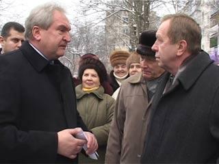 В борьбе с точечной застройкой жители одной из улиц Смоленска одержали победу