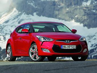 Турбированный Hyundai Veloster покажут в январе