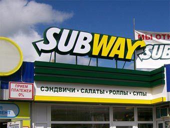Subway обогнала McDonald's по числу ресторанов в России