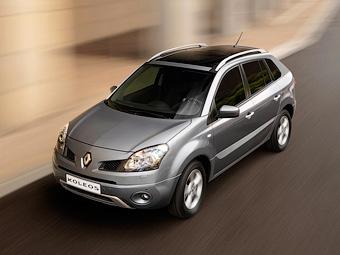Кроссовер Renault Koleos будут собирать в России