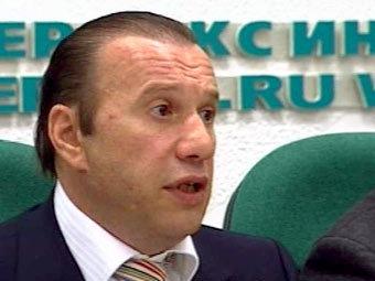 Виктор Батурин задержан в Москве