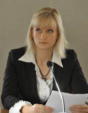 Назначение Анны Пархоменко