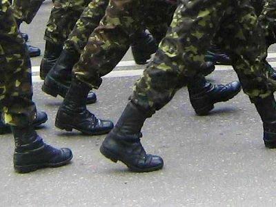 Военкомат Смоленска менее чем наполовину выполнил план осеннего призыва