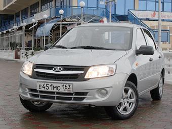 «АвтоВАЗ» начал выпуск бюджетного седана Lada Granta