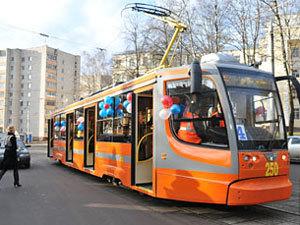 В Смоленске трамваи вновь пошли в Ситники