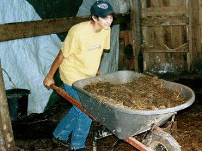 Бизнесмена оштрафовали за использование подростка ночью на тяжелой работе