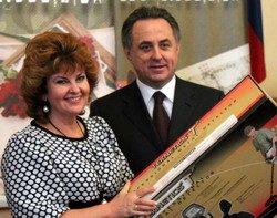 Смоленск посетил министр спорта, туризма и молодёжной политики России Виталий Мутко