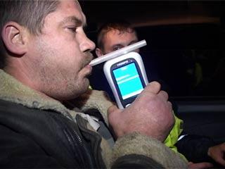 В Смоленском регионе количество пьяных за рулем не уменьшается