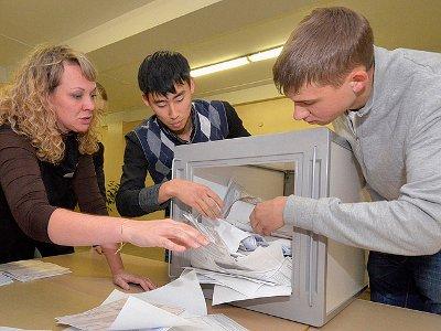 Центризбирком объявил предварительные итоги выборов