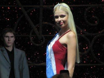 Смолянку признали самой красивой девушкой Центральной России