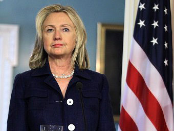 МИД РФ отчитал Хиллари Клинтон за комментарий по поводу выборов