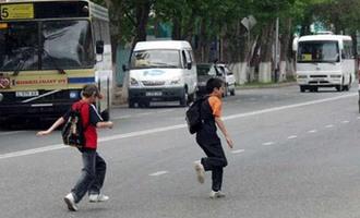 В Смоленске юный пешеход третий раз попал в аварию