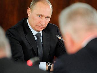 Владимир Путин сделал выбор между «Единой Россией» и Народным фронтом