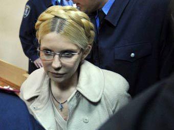 Тимошенко повторно арестовали в СИЗО