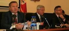 В Смоленской области утвердили бюджет на 2012 год