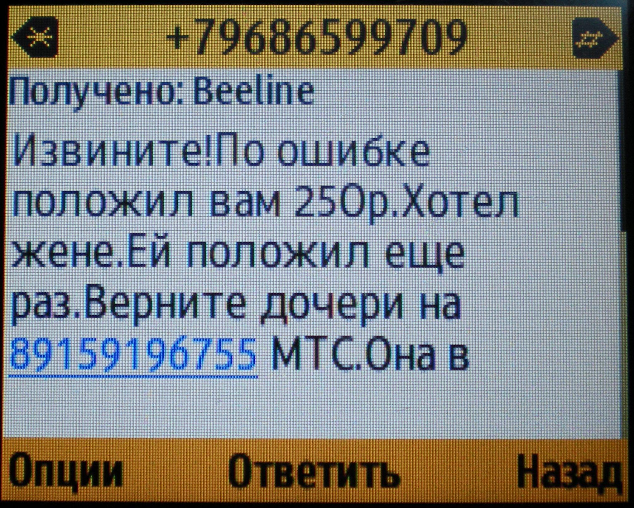 Глупые SMS-разводки — самые действенные