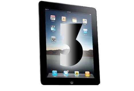 Производители начали поставки деталей для выпуска новой версии iPad