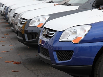 Россия заняла второе место по продажам машин в Европе