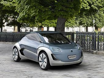 Электрокары Renault для России сделают морозоустойчивыми