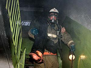 В Смоленске произошел пожар в общежитии