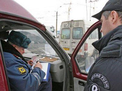 При проверке смоленских маршруток семь автобусов запретили выпускать на линию