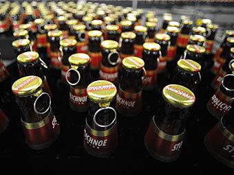 России предсказали дефицит пива и вина после Нового года