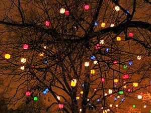 В новогоднюю ночь-2012 в Смоленске покажут фейер-шоу