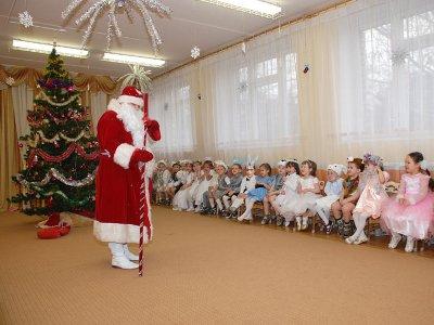 В регионе пройдет около 800 новогодних мероприятий