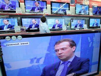 В России появится общественное телевидение