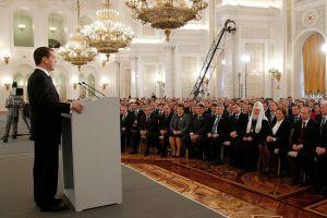 Сергей Антуфьев: «Инициативы Президента позволяют говорить о серьезной модернизации политической системы страны»