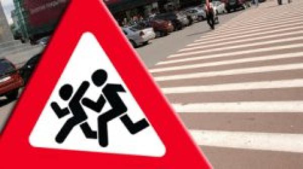 В Смоленской области в ДТП пострадали трое детей
