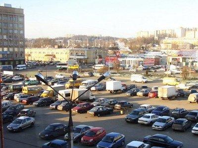 После Нового года движение транспорта в районе Колхозной площади изменится