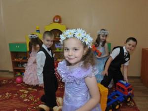 В поселке Верхнеднепровском решили проблему нехватки мест в детсадах