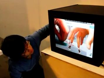 В телевизоре будущего зритель сможет вмешиваться в происходящее на экране