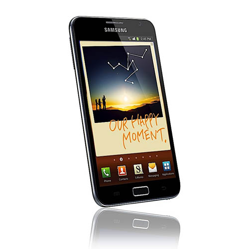 Samsung продала миллион «смартфонопланшетов» Galaxy Note