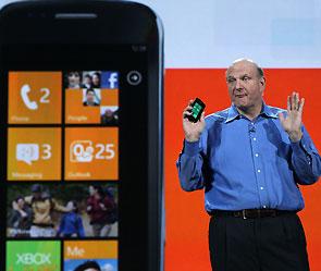 Windows Phone обновят дважды за год