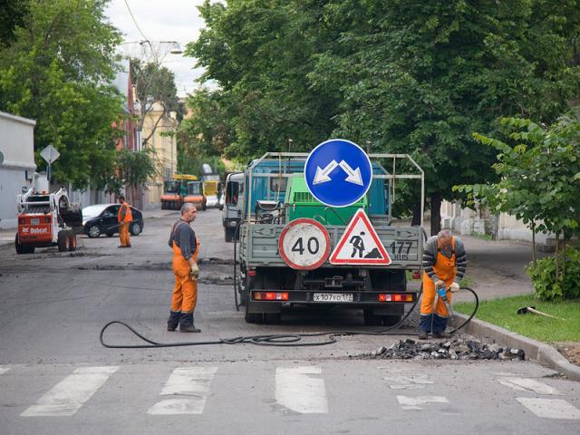Минфин РФ предлагает привлекать автомобилистов к контролю за расходами дорожных фондов