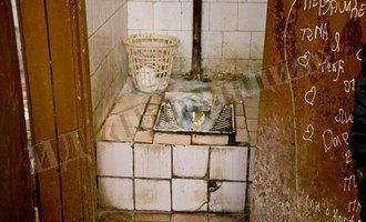 Смоленский туалет отдали москвичам
