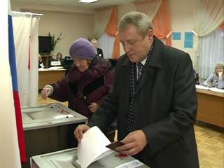 В Смоленском регионе голосование на выборах в Госдуму прошло активно