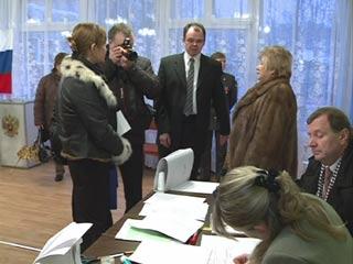 Наблюдатели отметили высокую организованность выборов в районах Смоленской области