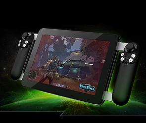 Razer показал планшет для геймеров