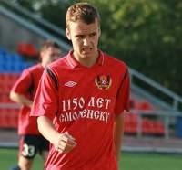 Михаил Петрусев перешел играть в «Локомотив»