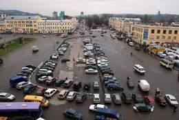 Дорожное движение на Колхозной площади должно быть усовершенствовано