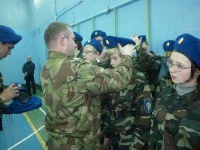 Дети из патронатных семей отдохнули в зимнем патриотическом лагере