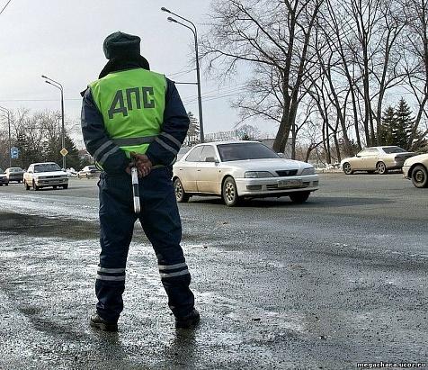 В праздничные дни резко возросло число нарушений правил дорожного движения