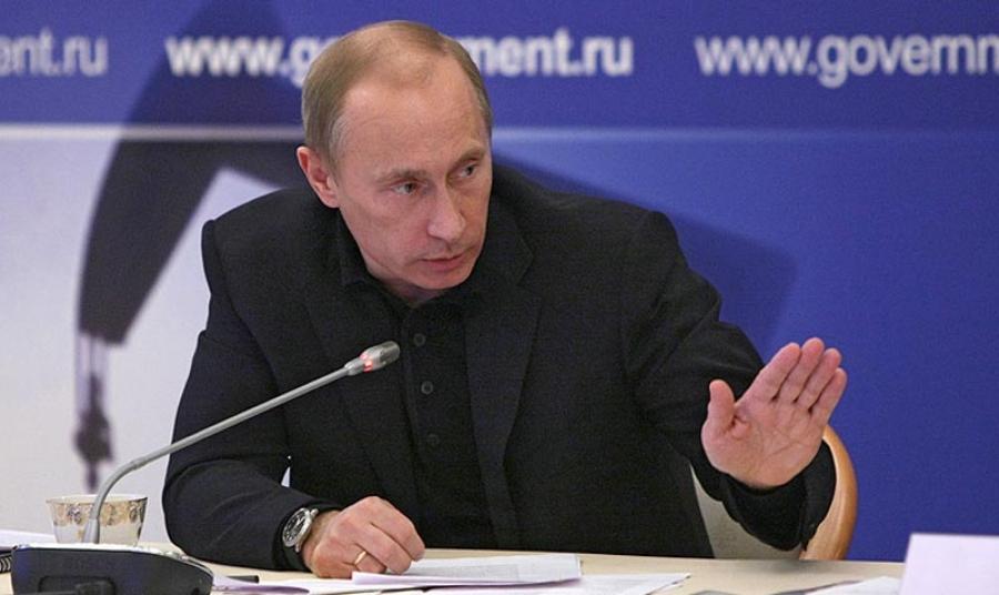 Путин пригрозил губернаторам увольнением